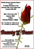 2006 Beauty and the Beast