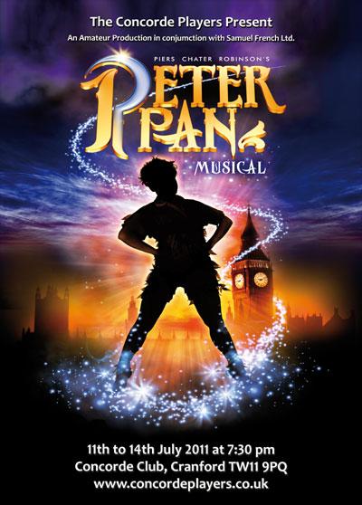2012 Peter Pan The Musical