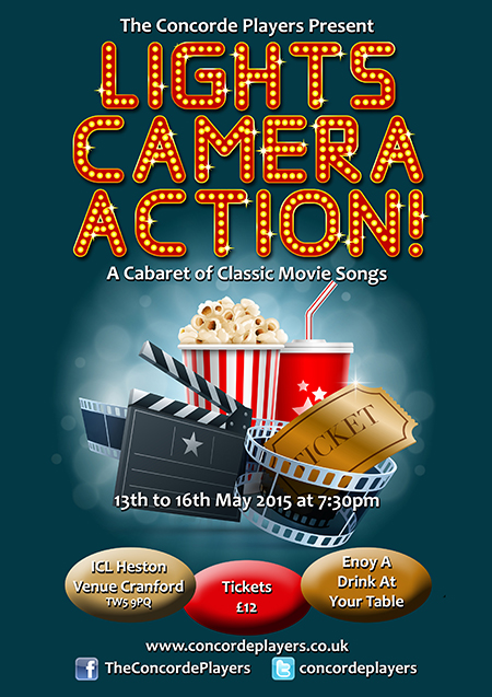 2015 Lights Camera Action