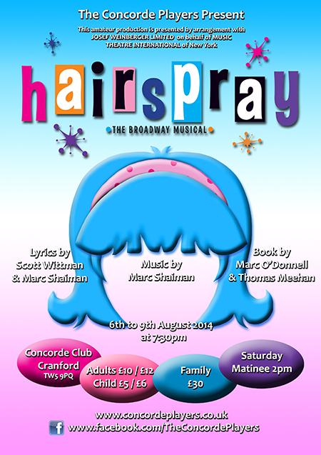 2014 Hairspray