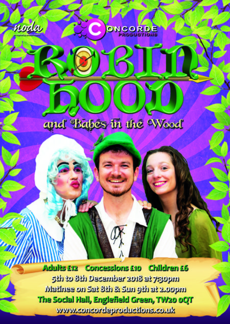2018 – Robin Hood and the Babes