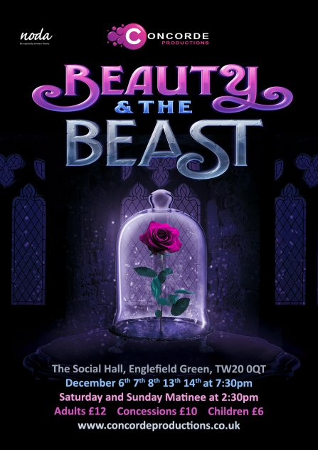 2019 – Beauty and the Beast